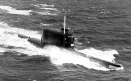 """Tình báo Mỹ CIA trục vớt được """"kho báu"""" vô tiền khoáng hậu từ tàu ngầm Nga: Kỳ tích!"""