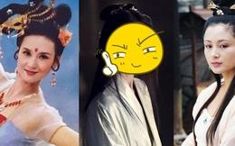 7 nàng Hằng Nga đẹp nhất màn ảnh Hoa ngữ: Mỹ nhân Tây Du Ký không có đối thủ, bất ngờ nhất là nhan sắc của Trịnh Sảng