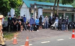 Thông chốt từ Thái Nguyên về Tam Đảo để nhập đoàn đua xe