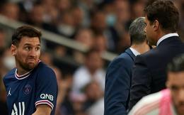 Messi không muốn ăn mừng dù đồng đội ghi bàn mang về chiến thắng phút 90+3'