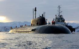 Tàu ngầm hạt nhân Nga thử tên lửa diệt tàu sân bay ở Bắc Cực