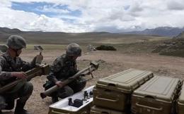 Trung Quốc khoe 'cơ bắp' trước Ấn Độ gần vùng biên giới tranh chấp