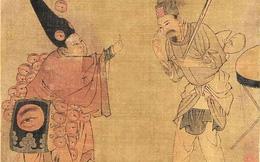 Phóng to bức tranh cực khó hiểu trong Bảo tàng Cố Cung, hậu thế rùng mình: Người đàn ông này có 27 con mắt!
