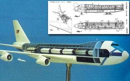 Kế hoạch biến siêu máy bay thương mại Boeing 747 thành kho tên lửa trên không của Mỹ