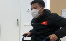 Tuyển thủ futsal Vũ Đức Tùng sẽ không ra sân ở vòng 16 đội World Cup 2021 vì chấn thương