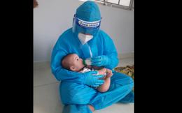 """Chàng trai F0 tình nguyện ở lại bệnh viện dã chiến: """"Lần đầu tiên chứng kiến bệnh nhân COVID-19 giành sự sống, tôi sốc lắm"""""""