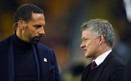 Ferdinand lên tiếng về mối hiềm khích với Solskjaer