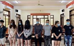 """Thừa Thiên Huế: Phát hiện vụ """"bay lắc"""" tập thể lúc 0h"""