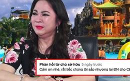 HOT: Bất ngờ trước thông tin KDL Đại Nam sắp được chuyển nhượng cho chủ mới, dân tình 'sốt vó' lo cho bà Phương Hằng