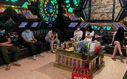 40 khách hát karaoke giữa mùa dịch