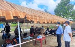 Nhóm ngư dân đạp xe hơn 1.000km đến Bình Dương thì bị trả lại Đắk Nông