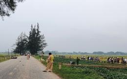 Hiện trường vụ tai nạn thảm khốc đêm Trung thu ở Phú Thọ khiến 5 thanh thiếu niên tử vong