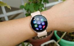 Trải nghiệm nhanh Galaxy Watch 4: Đồng hồ thông minh của Samsung nay lại càng thông minh hơn