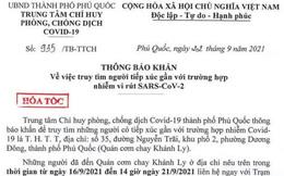 Phú Quốc khẩn cấp tìm người tiếp xúc gần ca mắc Covid-19 tại quán cơm chay