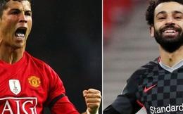Cựu cầu thủ Arsenal: 'Salah có thể ghi nhiều bàn hơn Ronaldo'