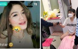 ''Tự sướng'' khi đang livestream, hot girl bị bắt và có thể đối mặt với bản án 12 năm tù