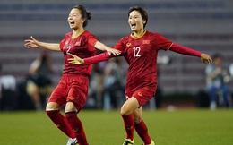 KẾT THÚC ĐT nữ Việt Nam vs Maldives: Việt Nam đè bẹp đối thủ tới 16 bàn trắng, lập kỷ lục khi tham dự giải châu Á