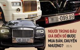 Người chưa có ôtô có thể đấu giá, mua biển số trước, 6 tháng sau nếu không đăng ký sẽ bị thu hồi?