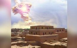 Giải mã tảng đá vũ trụ phá hủy thành phố cổ đại 3.600 năm trước
