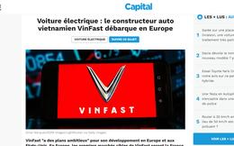 Báo chí châu Âu nhất loạt đưa tin về VinFast - Chuyện gì đã xảy ra?