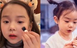 Bé gái 5 tuổi ''chốt đơn'' ầm ầm với gương mặt học sinh, phong thái phụ huynh: Sự thật phũ phàng phía sau các beauty blogger bị ''chín ép''