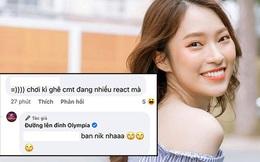 """Fanpage Đường Lên Đỉnh Olympia doạ cho netizen """"bay màu"""" nếu nhắc điều này dưới bài đăng về vụ thay MC"""