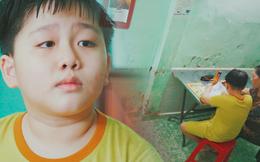 Ba mất sau khi nhiễm Covid-19, bé trai 8 tuổi xin mẹ đi tìm cây đèn thần để giúp ba hồi sinh