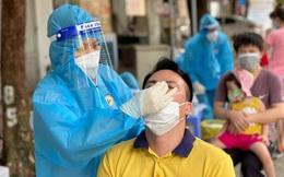 Sáng 25/9, Hà Nội phát hiện 4 ca mắc Covid-19 ở 3 quận, huyện