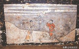 Phát hiện 7 bức bích họa trên tường ngôi mộ cổ, 1 bức trong đó khiến chuyên gia rùng mình: Chuyện như vậy cũng dám làm sao?