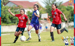"""Muốn gây bất ngờ tại SEA Games, đội tuyển Campuchia quyết định """"du học"""" tại Trung Quốc"""