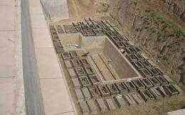 Ngôi mộ 'kinh hoàng' nhất Trung Quốc: Liên quan mật thiết đến Tần Thủy Hoàng, phải mất 10 năm mới đào được quan tài
