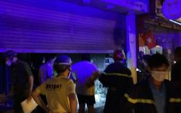Cháy nhà ở TP Thủ Đức, hai vợ chồng bên trong kêu cứu thất thanh