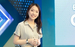 Khánh Vy được khen quá thông minh khi trả lời câu hỏi có phải MC là nhân tố hút fan của Olympia