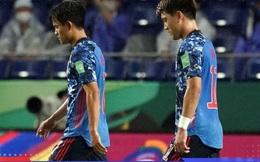Nhật Bản nhận tổn thất không thể nặng nề hơn ở VL World Cup 2022