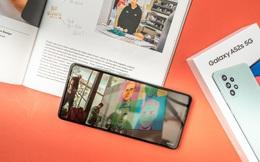 Mở hộp Samsung Galaxy A52s 5G: Smartphone tầm trung với 5G, màn hình 120Hz