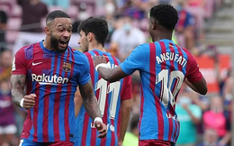 Ngạc nhiên: Barca khởi đầu tốt hơn khi không có Messi