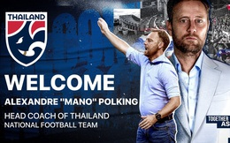 NÓNG: Cựu HLV V.League dẫn dắt đội tuyển Thái Lan, nhận bản hợp đồng tiềm ẩn nhiều rủi ro