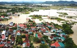 Lũ Nghệ An: Sau 4 ngày, nhiều hộ dân vẫn còn ngập trong nước, nhiều tài sản, hoa màu bị hư hỏng