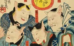 Quan niệm rùng mình về loài mèo của người Nhật Bản: Mèo già bắt đầu đứng thẳng, nói tiếng người và đi giết chủ cũ!