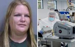 Người phụ nữ 2 lần đe dọa đánh bom giả để có thêm thời gian ở bên bạn trai