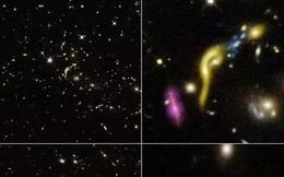 """Tương lai chúng ta: NASA chụp được 6 """"thây ma'' thiên hà"""