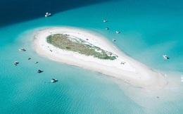 Vùng biển thiên đường được ví như Maldives của Australia