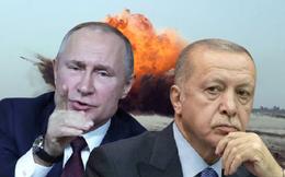 Thổ Nhĩ Kỳ 'đâm nhát dao Crimea' rồi lại cầu hòa - Nga phẫn nộ quát tháo: Đừng giỡn mặt!