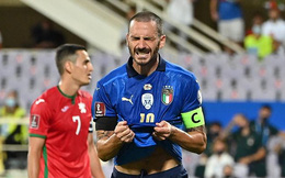 """Vòng loại World Cup khu vực châu Âu: Tây Ban Nha và Italia khiến người hâm mộ """"sốc nặng"""""""