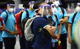 Tuyển Việt Nam chỉ được ngủ 3 tiếng, vội vàng ra sân bay về nước sau trận đấu với Saudi Arabia