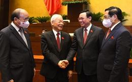 Tổng Bí thư, Chủ tịch nước, Thủ tướng, Chủ tịch Quốc hội được sử dụng không quá 4 trợ lý