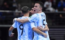 Đánh bại Brazil, Argentina vào chung kết Futsal World Cup 2021