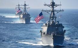Hải quân Mỹ lập đội tàu chiến chuyên săn tàu ngầm của Nga