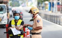 TPHCM không cấp giấy đi đường sau ngày 30/9