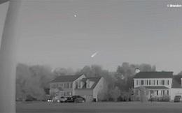 Ít nhất 5 quả cầu lửa xuất hiện trên bầu trời nước Mỹ chỉ trong 1 ngày